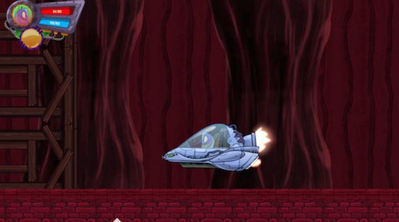 机甲戈尔 MechaGore for Mac 1.0 破解版 - 卡通风格的动作冒险游戏